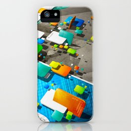 Logya 573 ∞ iPhone Case