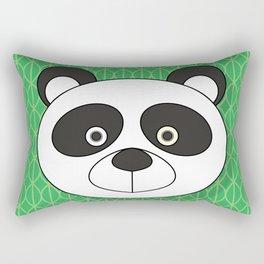 Sweet Panda Rectangular Pillow