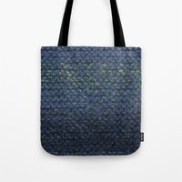 knit Tote Bags featuring Knit  by SarahKdesigns
