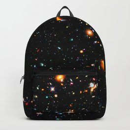 Hubble Extreme Deep Field Backpack