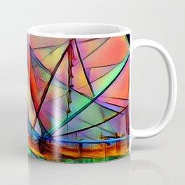 Ship Sail Coffee Mug