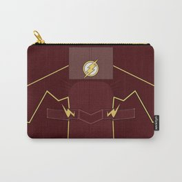 Superheroes phone | The Flash #3 version Carry-All Pouch