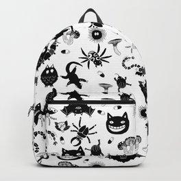 Ghibli creatures Backpack