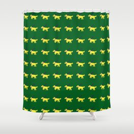 Kendall's Scout Shower Curtain