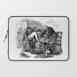 Dr. Crowley's Experiment  Laptop Sleeve