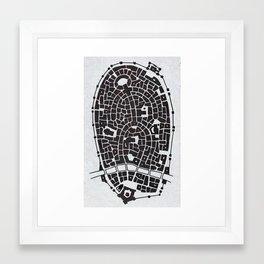 untitled 054 Framed Art Print