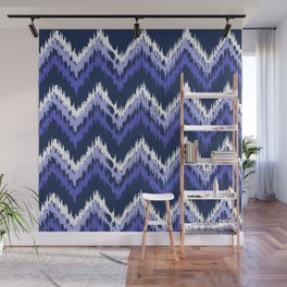 Ikat Unparalleled Wall Mural