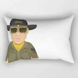Bill Kilgore Rectangular Pillow