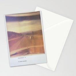 COLORADO 2012 Stationery Cards