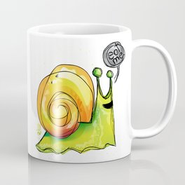 eat me escargot Coffee Mug