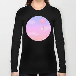 Starry Sunset Long Sleeve T-shirt