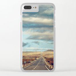Great wide open Clear iPhone Case