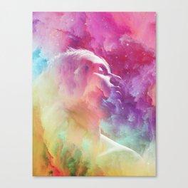 Unrest Canvas Print