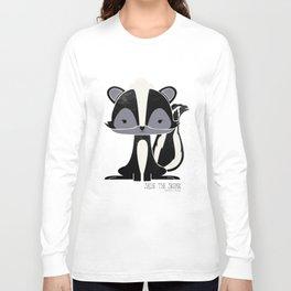 Sadie the Skunk Long Sleeve T-shirt