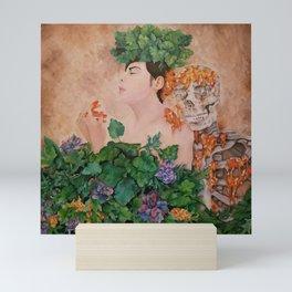 The Shedding Mini Art Print