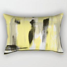 Spirit Abstract Rectangular Pillow