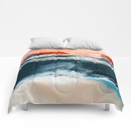 water world Comforters