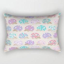 Hedgehog polkadot Rectangular Pillow