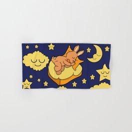 Sleeping Bunny Hand & Bath Towel