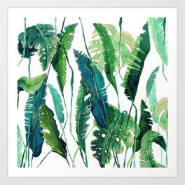 camuflage Art Print