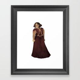 Dress #4 Framed Art Print