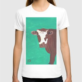 A Heifer Named Ice Cream T-shirt