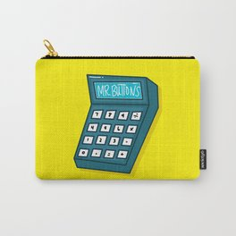 Mr Buttons Carry-All Pouch