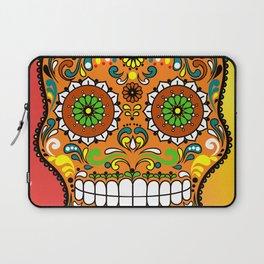 Sugar Skull #8 Laptop Sleeve