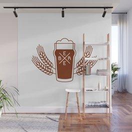 Beer Wall Mural