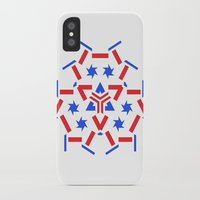 patriotic iPhone & iPod Cases featuring Patriotic by Robin Curtiss