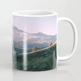 Mt. Rainier National Park Coffee Mug