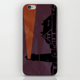 Haven Tourism Board iPhone Skin