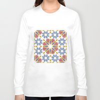 morocco Long Sleeve T-shirts featuring Morocco by Vicky Webb