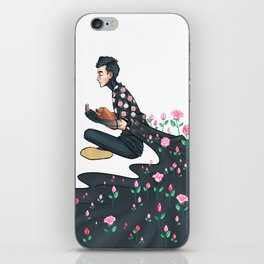 Flowering Tyler iPhone Skin
