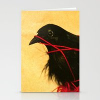 death cab for cutie Stationery Cards featuring Death Cab For Cutie - Transatlanticism by NICEALB