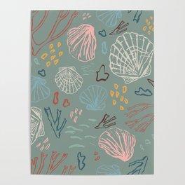 Deep-sea Treasures Poster