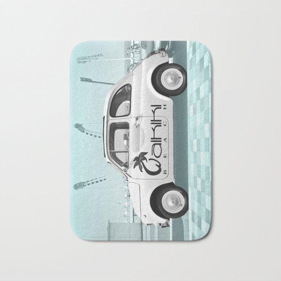 Fiat 500 Forever Bath Mat