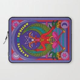 Baphomet Laptop Sleeve