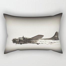 B-17 Flying Fortress, Sally B Rectangular Pillow