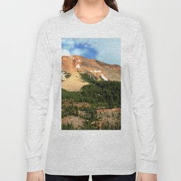 The Famous Gold Mines of Red Mountain Long Sleeve T-shirt