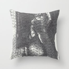 Savor the Time Throw Pillow