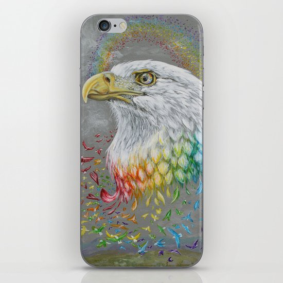 Equality for ALL iPhone & iPod Skin
