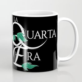 LaQuartaEra_Black Coffee Mug