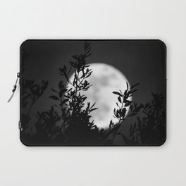 Full Moon Leaves Laptop Sleeve