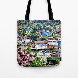 Favela Landscape Tote Bag