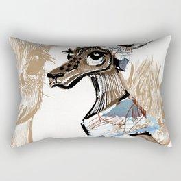 antilope Rectangular Pillow