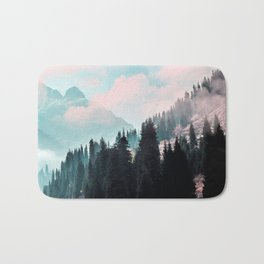 The Juxtaposed Creation #society6 #decor #buyart Bath Mat