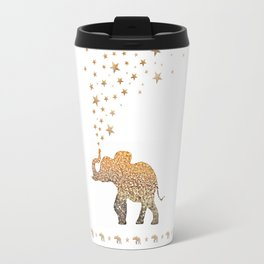 GOLD ELEPHANT Travel Mug