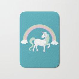Look at me! I'm a Unicorn! Bath Mat