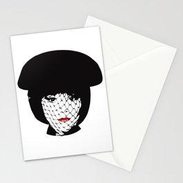 Mrs White Stationery Cards